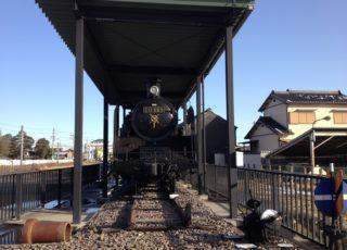 Cll265蒸気機関車