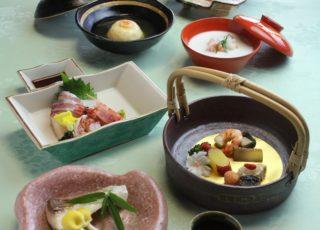 お座敷 日本料理 望洲楼【※前日までにご予約下さい】
