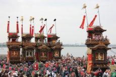 亀崎 潮干祭