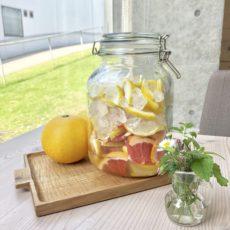 【参加者募集中】知多半島産フルーツで自家製シロップをつくろう!