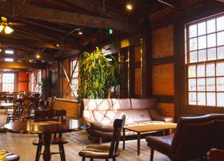 カフェ&ビアホール Re-BRICK (半田赤レンガ建物内)