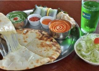 インド・ベトナム料理 サガルマータ