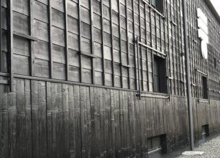 【注目!】蔵の壁